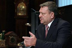 Сердюков подал в отставку досрочно