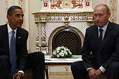 Обама и Путин обменялись отказами