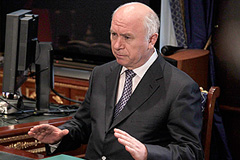 Меркушкин принял пост после трудных раздумий