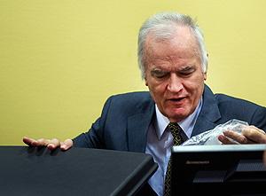 Младич пошел под суд