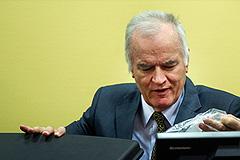 Суд над Младичем остановился
