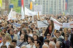 Закон о митингах обсудят в открытую