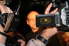 Навальный и Удальцов вышли на свободу