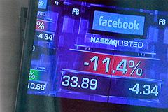 IPO Facebook: миллионы за сбой на бирже
