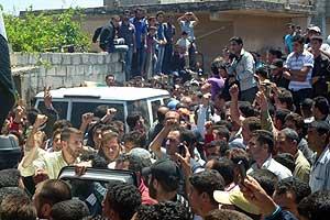Асад объяснился по поводу Хулы