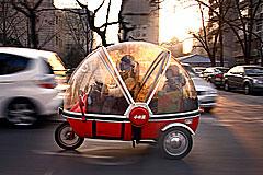 Китай изобретает себе новый велосипед