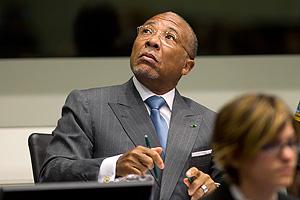 Экс-президент Либерии получил полвека