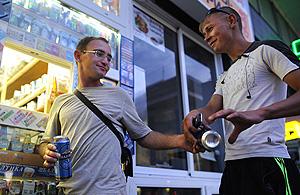 Москвичей лишат пива по ночам