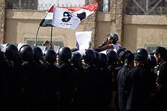 Суд над Мубараком