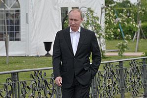 Путин начинает азиатское турне