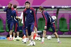 Евро-2012 на старте