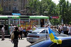 Днепропетровск: инцидент с порохом