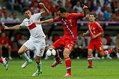 Евро-2012: Россия сыграла вничью с Польшей