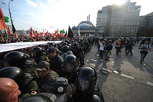 Аресты по Болотной продолжаются