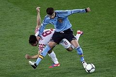 Евро-2012: Испания обыграла Хорватию