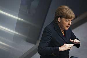 G19 против Меркель
