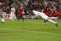 Евро-2012: первый полуфиналист - Португалия