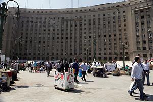 Египетский кабинет отставлен
