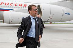 Медведев на Русском