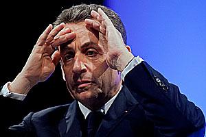 К Николя Саркози пришли