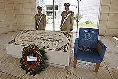 Арафата эксгумируют
