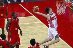 Баскетболисты в шаге от Олимпиады