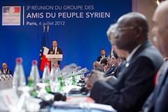 """Друзья Сирии"" проспонсируют повстанцев"