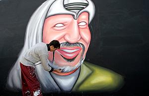 Смерть Арафата: гастроэнтерит и/или кровоизлияние