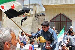 Наблюдатели остаются в Сирии