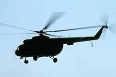 Авария Ми-8 в Сибири
