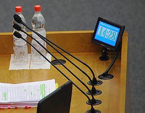"""Закон о """"СМИ-агентах"""" отзывают из Думы"""