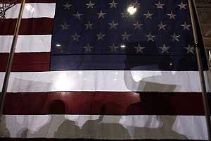 Агенты - беспокоят Вашингтон