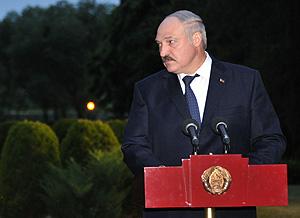 Лукашенко не пускают на Олимпиаду