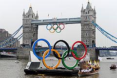 Олимпиада в Лондоне началась
