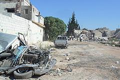 Сирия: бои за Алеппо