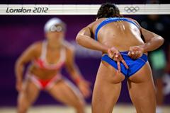 Олимпиада: второй день. Хроника