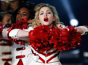 За Мадонной проследят агенты