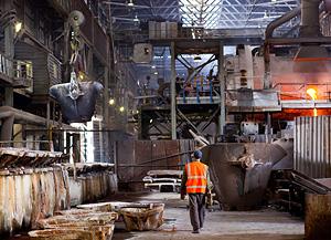 Промышленность почувствовала дыхание кризиса