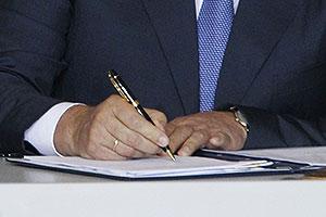 Отмена техосмотра подписана