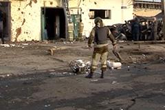 Взрыв в Грозном
