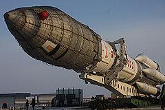 Запуск спутников закончился неудачей
