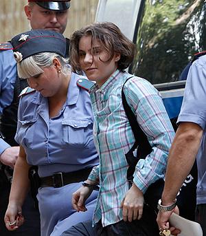Суд над Pussy Riot: допрос обвиняемых