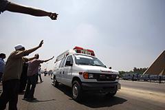 Египет отомстил за пограничников