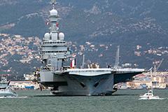 Флот НАТО идет к Сирии