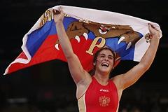 Воробьева пришла и победила