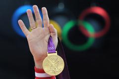 Все олимпийские медали России
