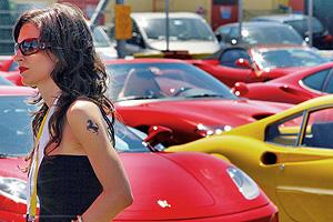 Итальянцы отказываются от Ferrari