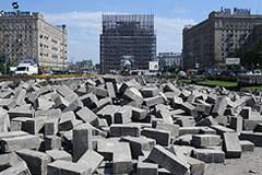 Москва не откажется от плитки