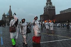 В Москву пришла осень