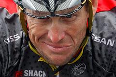 Армстронг больше не чемпион